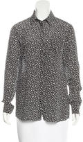 Altuzarra Silk Button-Up Top w/ Tags