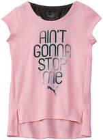 Puma Girls' Ain't Gonna Stop Me T-Shirt