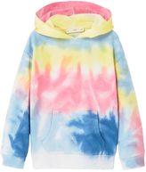 MANGO Girls Tie-Dye Sweatshirt