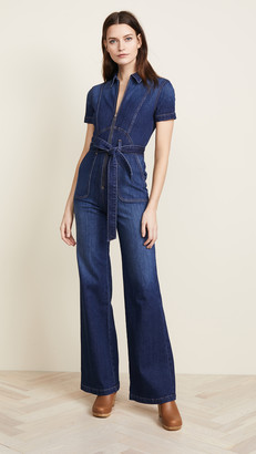 Alice + Olivia Wide Leg Jumpsuit