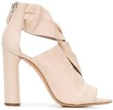 Casadei peep toe sandals