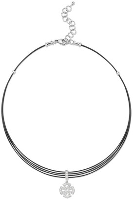 Alor 18K 0.26 Ct. Tw. Diamond Necklace