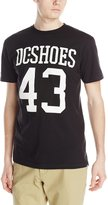 DC Men's Numbers Short Sleeve T-Shirt