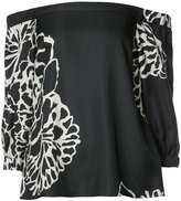 Tibi Orla Bloom blouse - women - Silk - 2