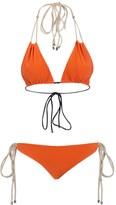 Tangerine Zuri Bikini