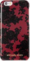 MICHAEL Michael Kors Lace-Print iPhone 6 Case