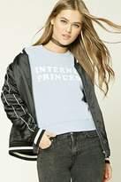 Forever 21 FOREVER 21+ Internet Princess Sweatshirt
