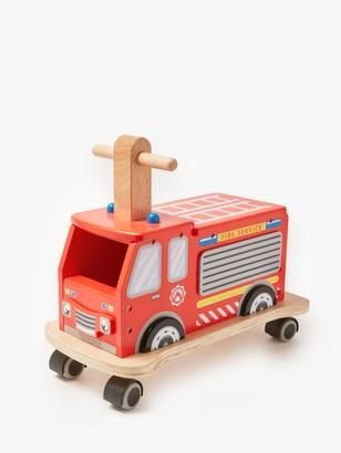 John Lewis & Partners Ride On Fire Engine