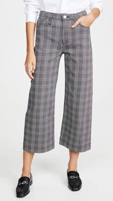 AG Jeans The Etta Boundless Wide Leg Crop Pants