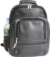 Royce Leather Deluxe Laptop Backpack 689