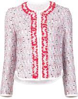 Giambattista Valli tweed jacket - women - Cotton/Polyester/Viscose/Polyimide - 38