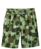 Tea Collection Splash Camo Swim Trunks (Toddler, Little Boys, & Big Boys)
