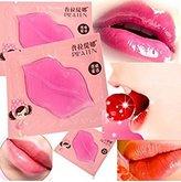 10 PILATEN Pink Collagen Crystal Lip Mask Membrane Moisturizing