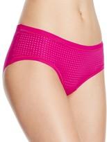 Commando Perforated Active Bikini #AT004