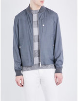 Brunello Cucinelli Wool And Silk-blend Jacket
