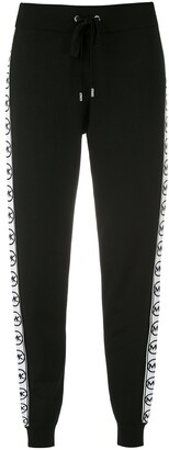 MICHAEL Michael Kors Logo Tape slim-fit track pants