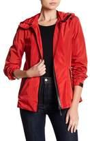 Mackage Stand-Up Collar Rain Coat