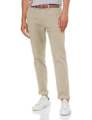 Selected Men's Shhyard Slim ST Pants Noos Shaping Half Slip,33W x 34L