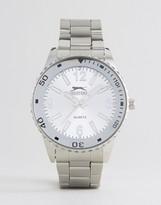 Slazenger Classic Silver Watch