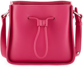 3.1 Phillip Lim Soleil Mini Drawstring Bucket Bag, Pink