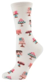 Me Moi MeMoi Sweet Treats Women's Novelty Socks