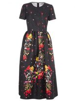 Piccione Piccione High Waist Dress