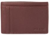 Jack Spade Barrow Leather Card Holder