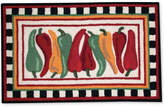"""Nourison Everywhere Chili Pepper 1'8"""" x 2'9"""" Accent Rug Bedding"""