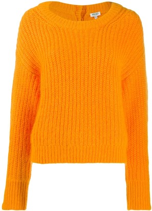 Kenzo tassel detail jumper