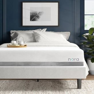 Nora Medium Memory Foam Mattress Mattress Size: Twin