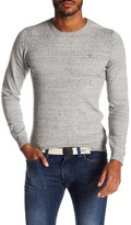 Diesel Long Sleeve Crew Neck Pullover