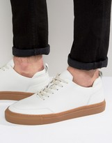 Zign Leather Trainers