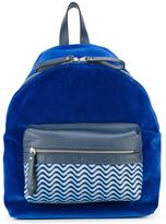 fe-fe zipped backpack