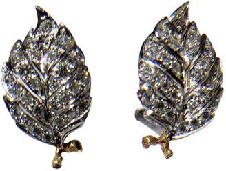 Buccellati White White gold Earrings