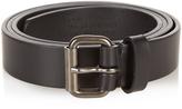ÁLVARO Smooth-leather belt