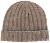 Brunello Cucinelli cashmere knitted hat