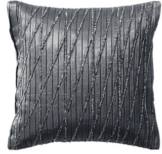 Donna Karan Current Beaded Accent Pillow
