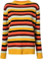 The Elder Statesman striped sweater