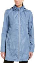 Via Spiga Babydoll Packable Raincoat
