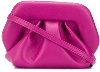Themoire Ruched Mini Bag