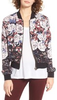 Women's Elodie Floral Bomber