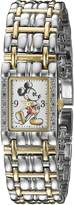 Disney Mickey Mouse Women's W002511 Mickey Mouse Two-Tone Watch