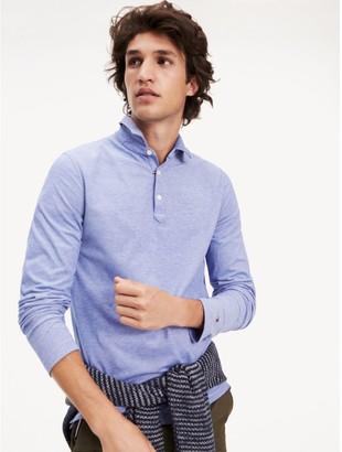 Tommy Hilfiger Slim Fit Stretch Cotton Polo