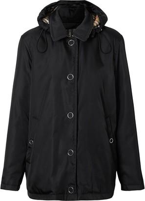 Burberry Detachable Hood ECONYL® Jacket