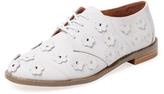 F-Troupe Daisy Leather Oxford