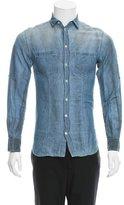 Dolce & Gabbana Brad Button-Up Shirt