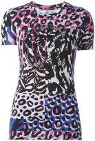 Versace 'Wild Patch Medusa' short sleeved T-shirt