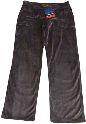 Patagonia Brown Polyester Trousers