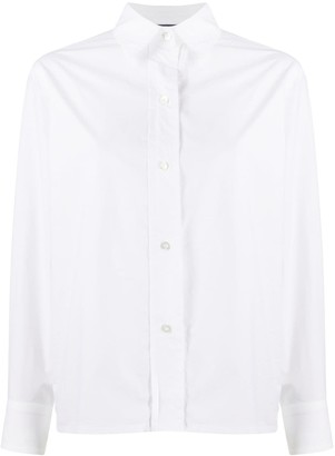 Sofie D'hoore Relaxed Long-Sleeve Shirt