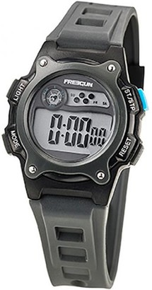Freegun Boys Digital Quartz Watch with Plastic Strap EE5160